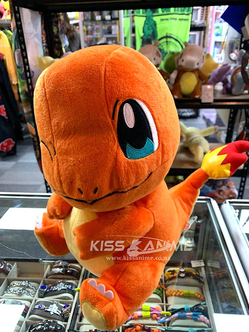 Pokemon Charmander Plush Toy Banpresto