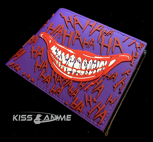 DC Comic Joker Wallet