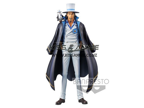 One Piece: Stampede DXF The Grandline Men Vol.3 Rob Rucchi
