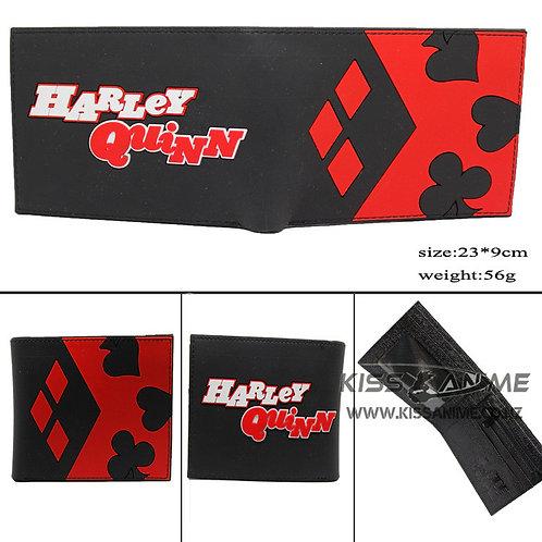 Harley Quinn Silica Short Wallet