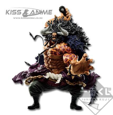Bandai Ichiban Kuji One Piece Full Force Kaido Figure