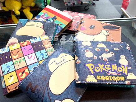 Pokemon Wallet Multiple  Designs