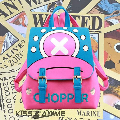 One Piece Tony Tony Chopper Backpack School Bag