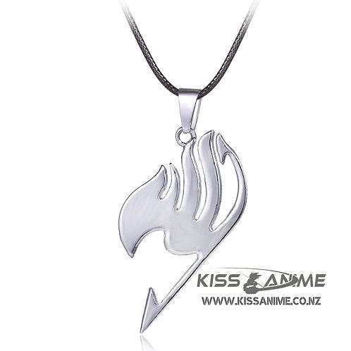 Fairy Tail Logo Pendant Necklace
