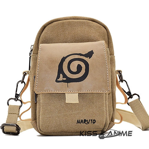 Naruto Mini Messenger Bag