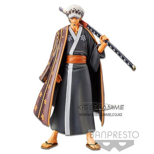 One Piece DXF The Grandline Men Wano Kuni Vol.3 Trafalgar D. Water Law