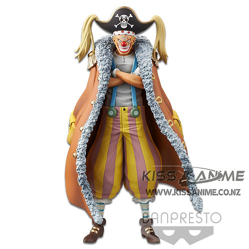 One Piece: Stampede DXF The Grandline Men Vol.6 Buggy