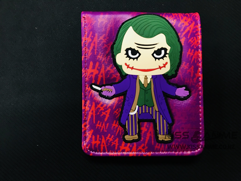DC The Joker Wallet