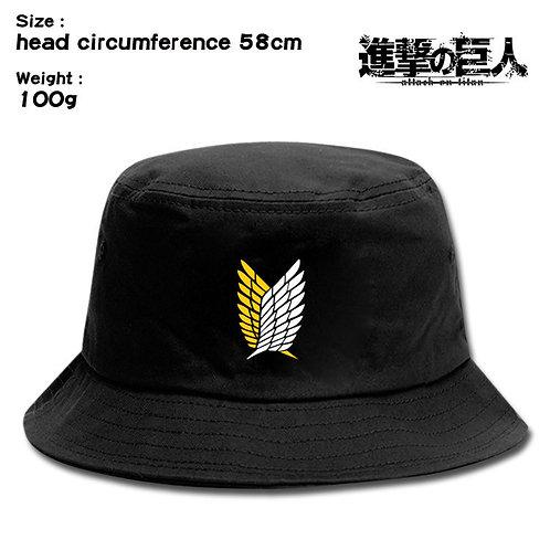 Attack on Titan Bucket Hats