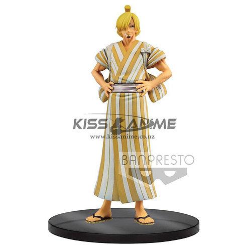 Banpresto One Piece The Grandline Men Sanji Wanokuni