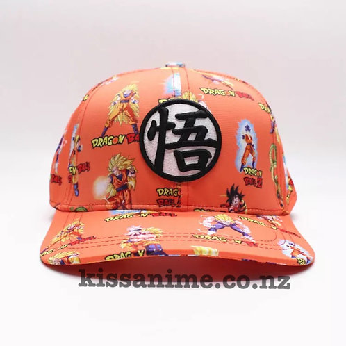 Dragon Ball Hat Snapback - 2 Styles