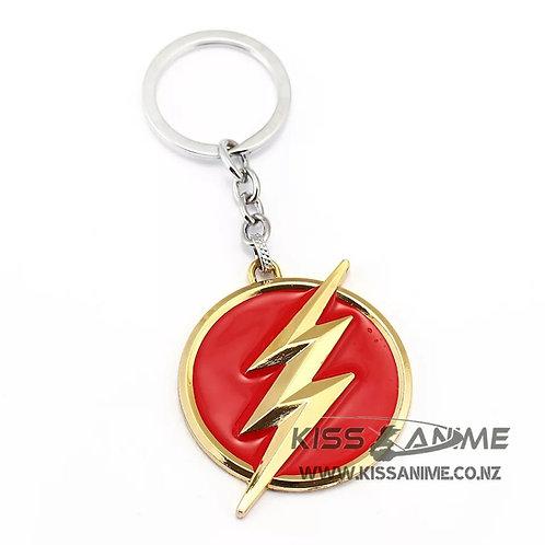 DC Comics Jewelry Superhero The Flash Keychain