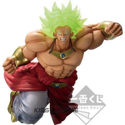 Ichiban Kuji Dragon Ball C Super Saiyan Battle - Dragon Ball Z: Broly