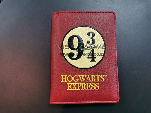 Harry Potter Hogwarts Express 9 3/4 Passport Holder