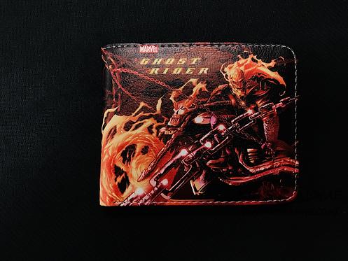 Marvel Ghost Rider Wallet