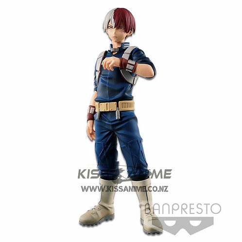 My Hero Academia Age of Heroes Shoto Todoroki