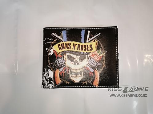 Guns N' Roses Wallet