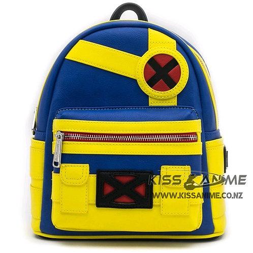Loungefly MARVEL X-Men Cyclops Mini Backpack