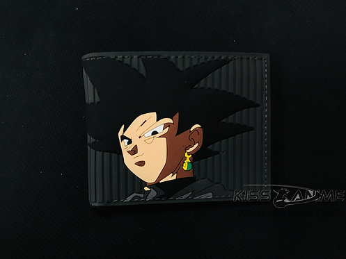 Dragon Ball Black Goku Wallet