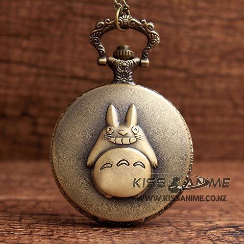 My Neighbor Totoro Pendant Pocket Watch