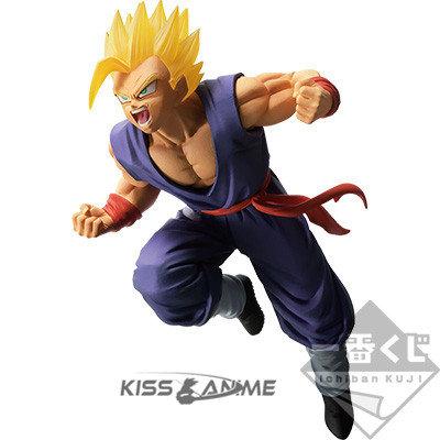 Ichiban Kuji Dragon Ball – Super Saiyan Battle - Super Saiyan Gohan