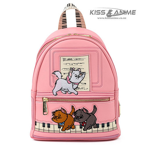 Loungefly: Aristocats Piano Kitties Mini Backpack