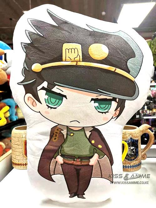 JoJo's Bizarre Adventure Jotaro Kujo Plush Pillow