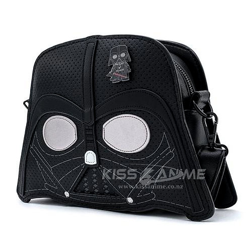 Loungefly: Star Wars Darth Vader Collector Cross Body with Pin