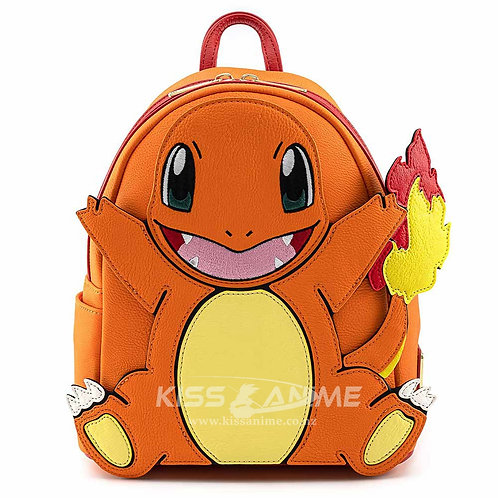 Pokemon - Charmander Loungefly Mini Backpack