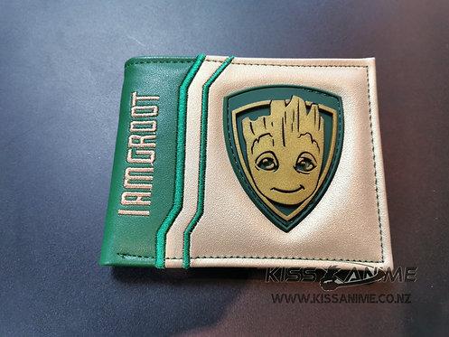 Marvel Groot Wallets