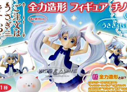 Is the order a rabbit? Full Force figure Chino