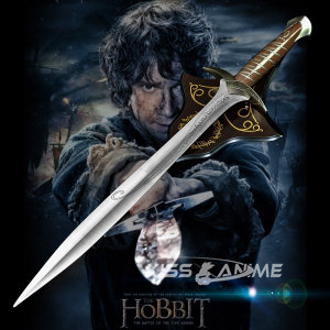 The Lord the Rings Hobbit Bilbo Baggins Sword Blade Weapon