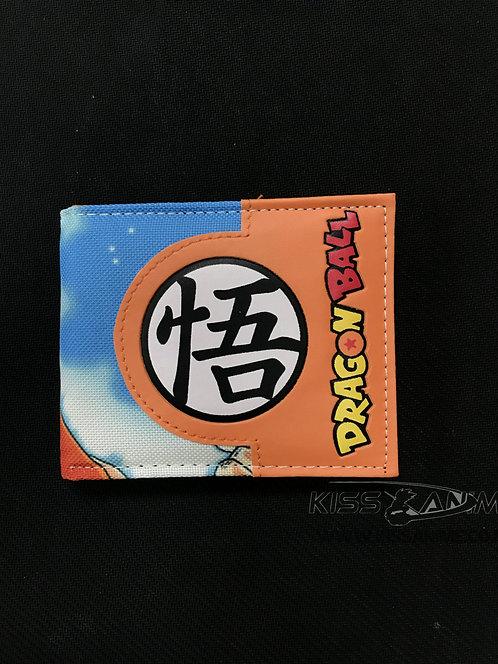 Dragon Ball Z Super Saiyan Blue Son Goku Wallet