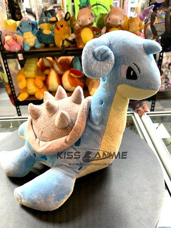 Pokemon Lapras Plush Toy Nintendo