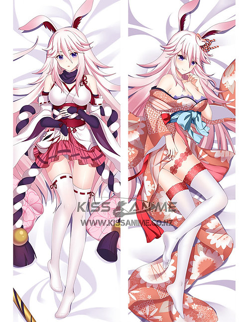 Honkai Impact 2 Yae Sakura Dakimakura Hugging Body Pillow Package