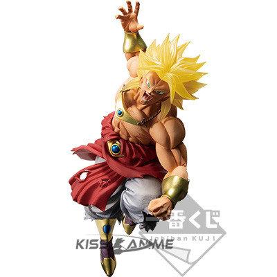 Ichiban Kuji Dragon Ball – Super Saiyan Battle -Dragon Ball Z Super Saiyan Broly