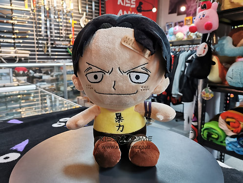 One Piece Ace Plush Doll