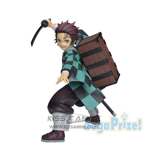 SEGA Demon Slayer Kimetsu no Yaiba Tanjiro Kamado SPM
