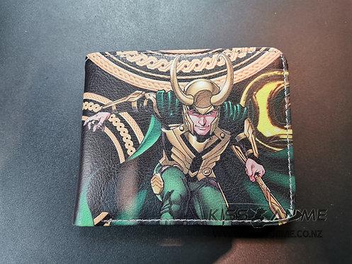 Marvel Loki Wallet
