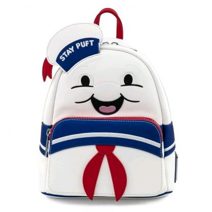Loungefly Ghostbusters Stay Puff Mini Backpack