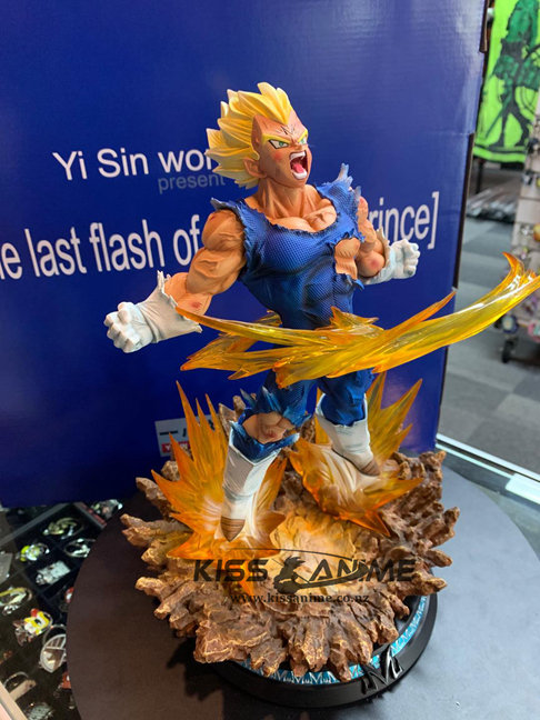 Dragonball Majin Vegeta limited GK Resin Statue
