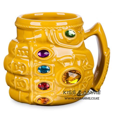 Thanos Infinity Gauntlet Mug - Marvel's Avengers: Infinity War