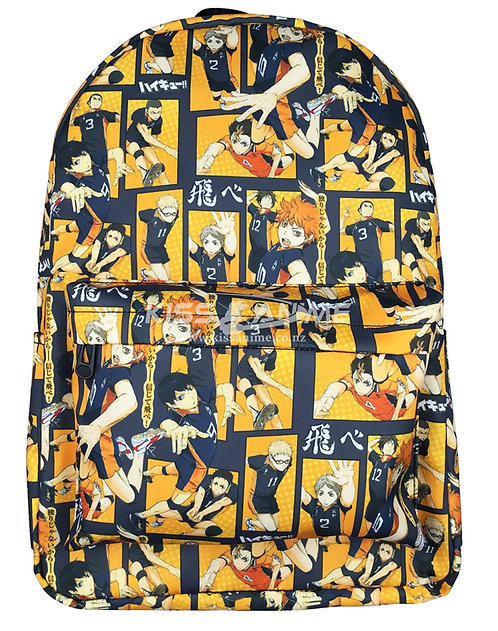 Haikyu!! Backpack School Bag