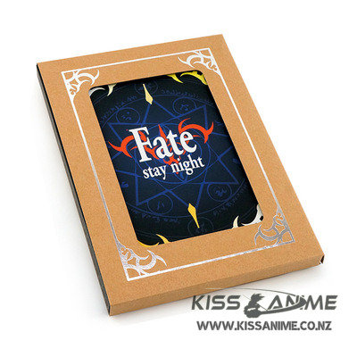 Fate Stay Night Notebook