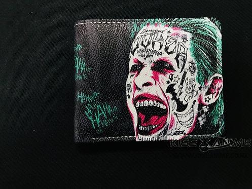 DC The Joker Suicide Squad Wallet