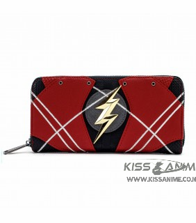 Loungefly The Flash Leather Wallet