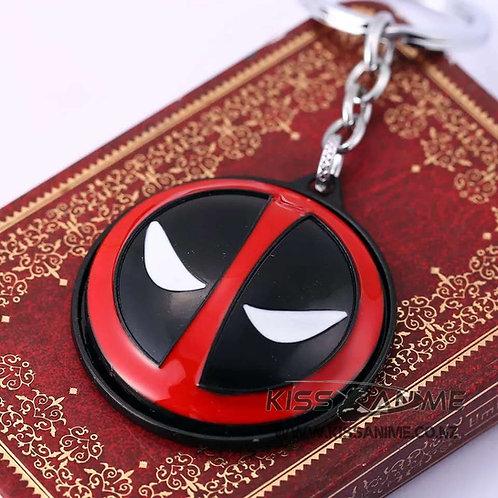 Marvel Deadpool Rotatable Keychain