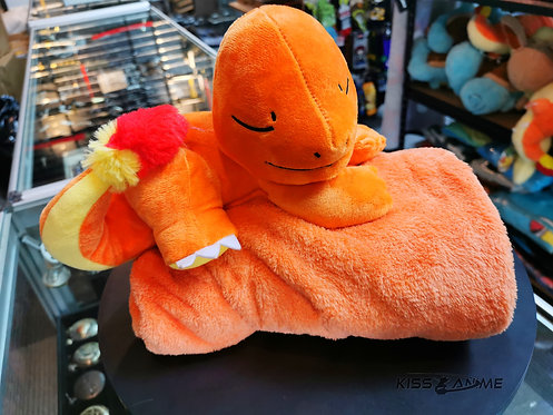 Pokemon Charmander Blanket