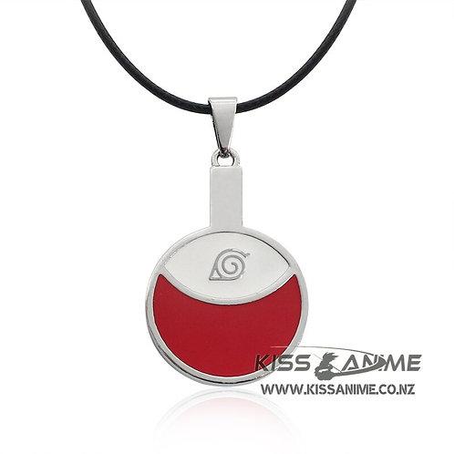 Naruto - The Uchiha Family Symbol Pendant Necklace