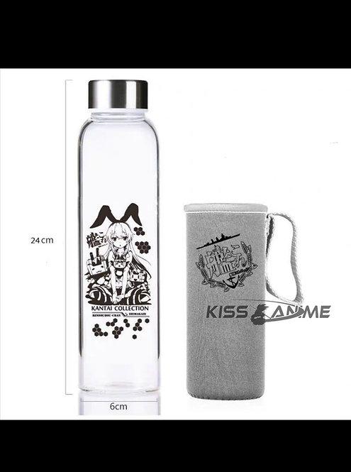 Kantai Collection Shimakaze Glass Bottle